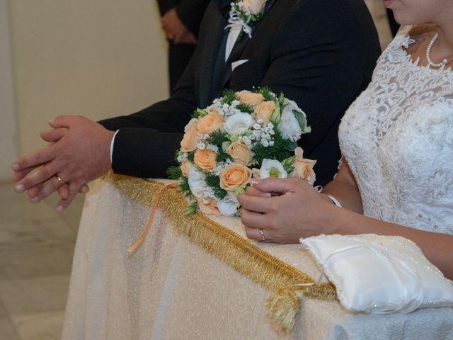 Il matrimonio di Antonello e Martina a Uri, Sassari 119