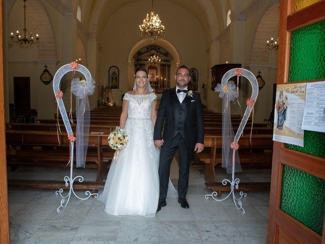 Il matrimonio di Antonello e Martina a Uri, Sassari 120