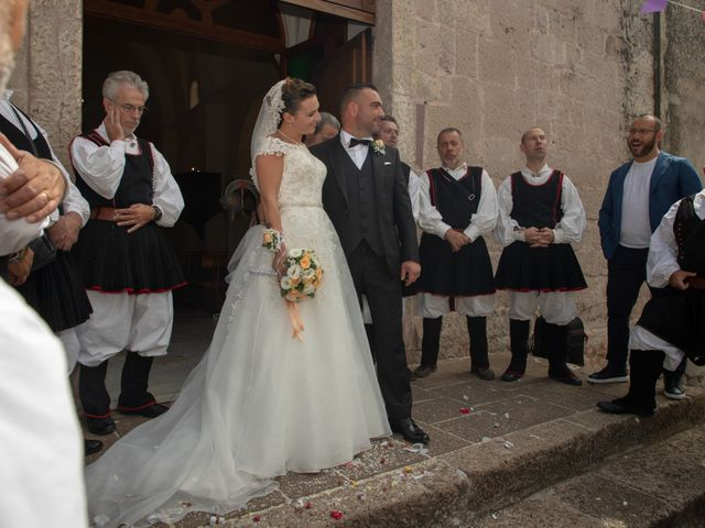 Il matrimonio di Antonello e Martina a Uri, Sassari 122