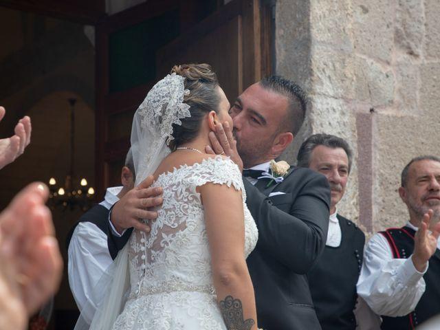 Il matrimonio di Antonello e Martina a Uri, Sassari 2
