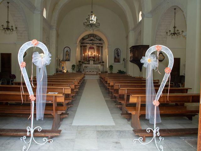 Il matrimonio di Antonello e Martina a Uri, Sassari 123