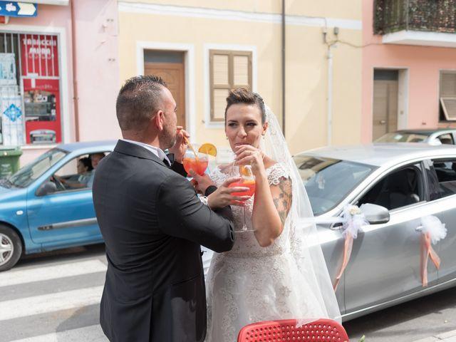 Il matrimonio di Antonello e Martina a Uri, Sassari 126