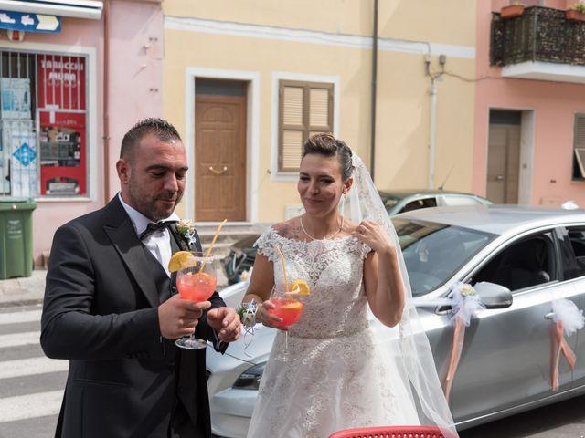 Il matrimonio di Antonello e Martina a Uri, Sassari 127