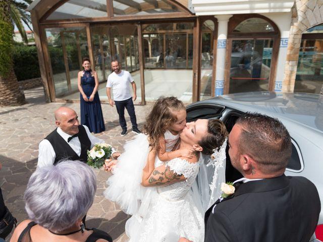 Il matrimonio di Antonello e Martina a Uri, Sassari 128