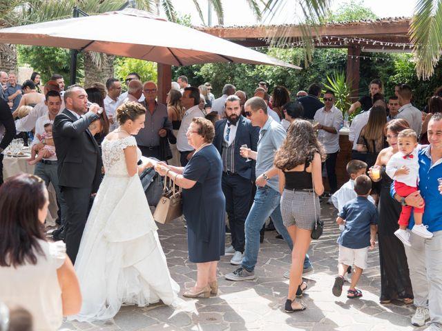Il matrimonio di Antonello e Martina a Uri, Sassari 131