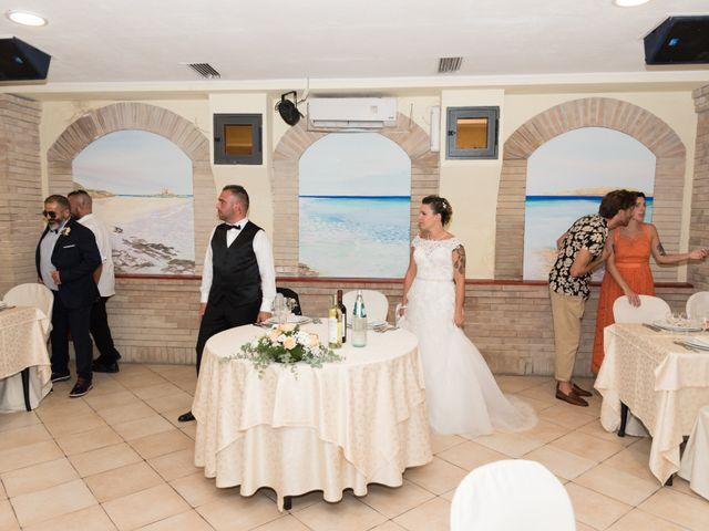 Il matrimonio di Antonello e Martina a Uri, Sassari 132