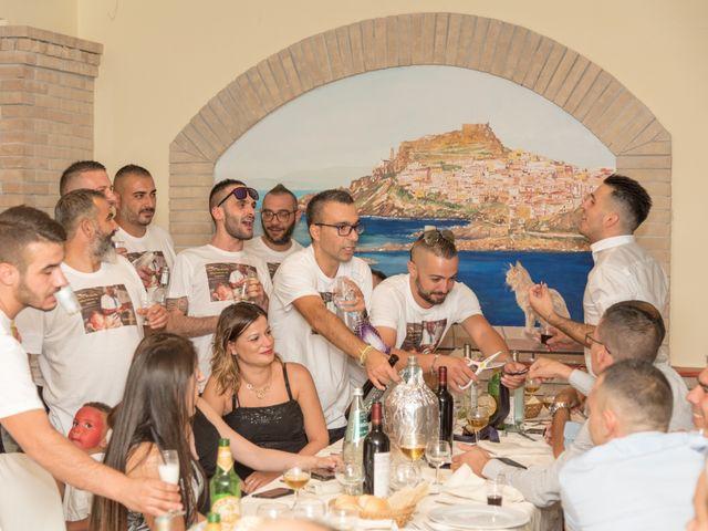 Il matrimonio di Antonello e Martina a Uri, Sassari 135