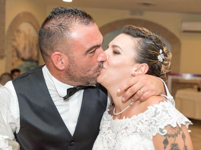 Il matrimonio di Antonello e Martina a Uri, Sassari 140