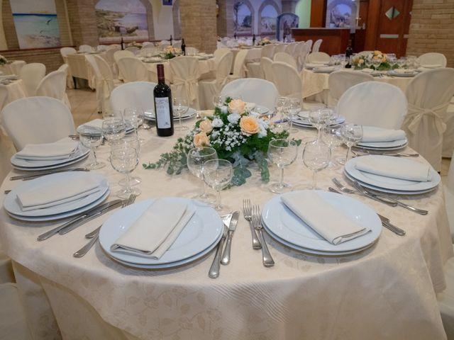 Il matrimonio di Antonello e Martina a Uri, Sassari 165