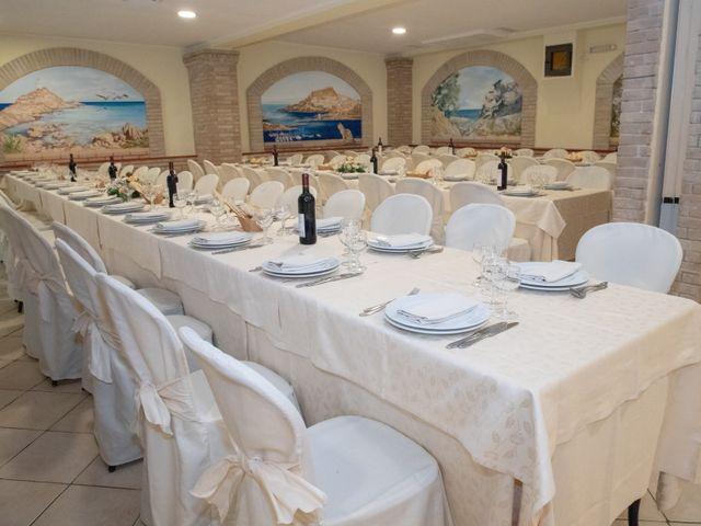 Il matrimonio di Antonello e Martina a Uri, Sassari 166