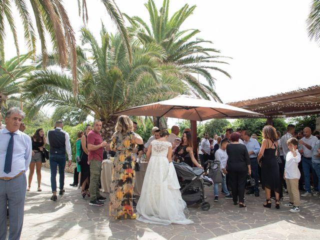 Il matrimonio di Antonello e Martina a Uri, Sassari 177