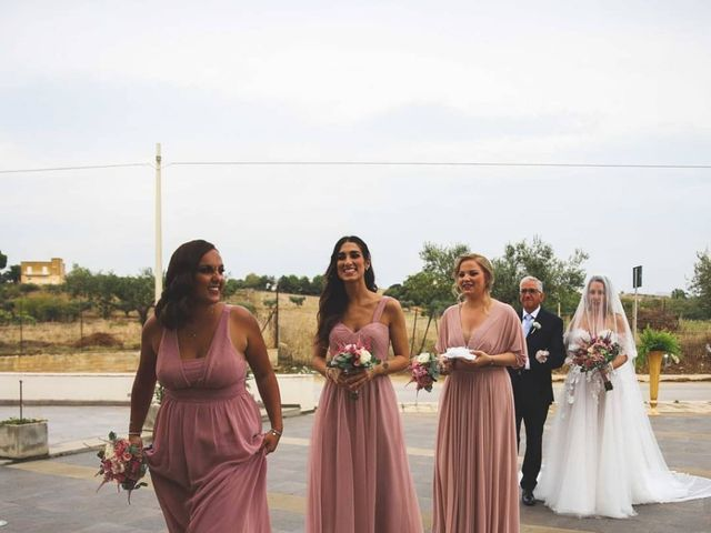 Il matrimonio di David e Jessica a Agrigento, Agrigento 5