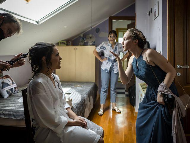 Il matrimonio di Flavio e Francesca a Cumiana, Torino 21