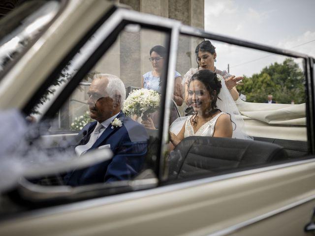 Il matrimonio di Flavio e Francesca a Cumiana, Torino 33