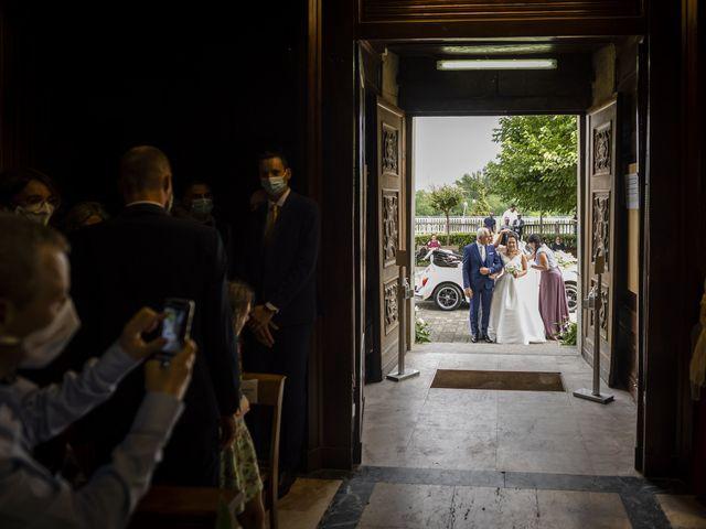 Il matrimonio di Flavio e Francesca a Cumiana, Torino 35