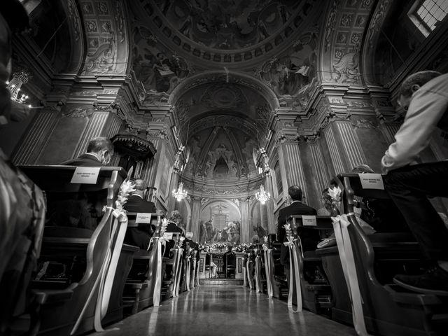 Il matrimonio di Flavio e Francesca a Cumiana, Torino 40