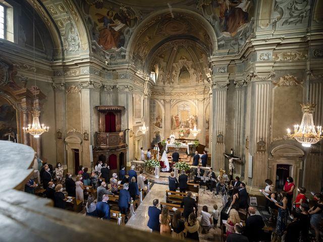 Il matrimonio di Flavio e Francesca a Cumiana, Torino 41