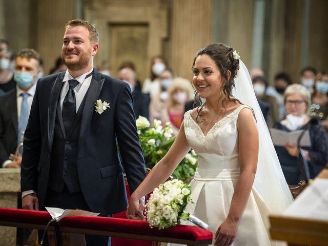 Il matrimonio di Flavio e Francesca a Cumiana, Torino 42