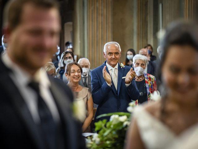 Il matrimonio di Flavio e Francesca a Cumiana, Torino 43