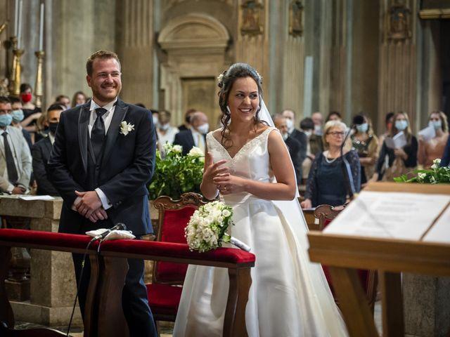 Il matrimonio di Flavio e Francesca a Cumiana, Torino 47