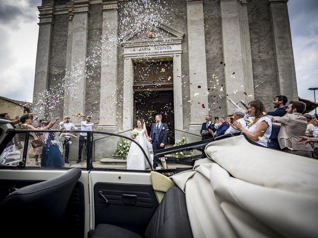Il matrimonio di Flavio e Francesca a Cumiana, Torino 51