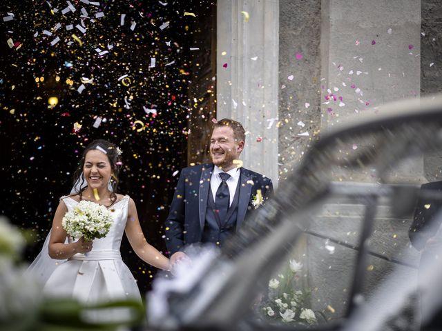 Il matrimonio di Flavio e Francesca a Cumiana, Torino 52