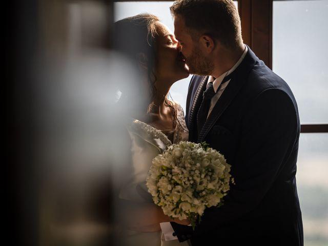 Il matrimonio di Flavio e Francesca a Cumiana, Torino 1
