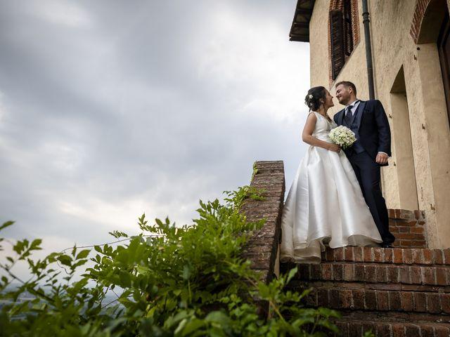 Il matrimonio di Flavio e Francesca a Cumiana, Torino 62