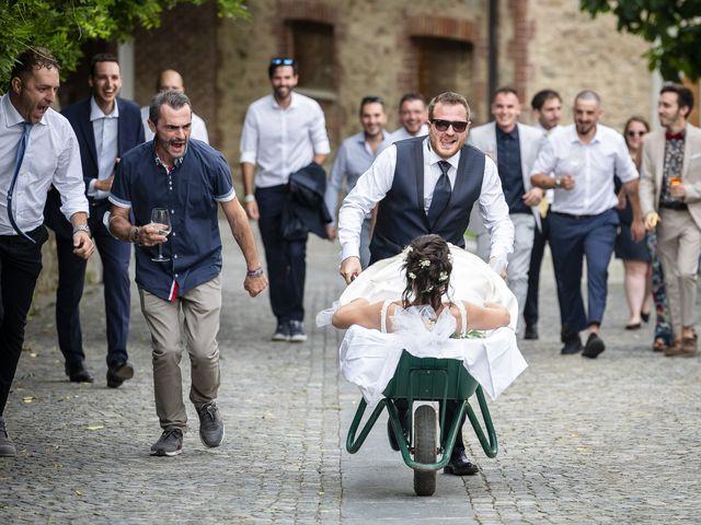 Il matrimonio di Flavio e Francesca a Cumiana, Torino 65