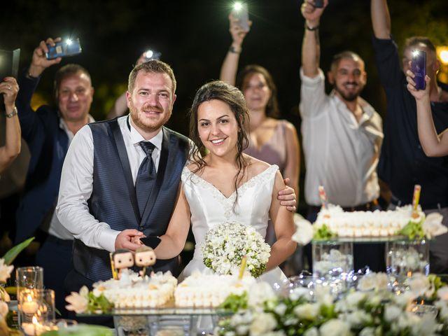Il matrimonio di Flavio e Francesca a Cumiana, Torino 75