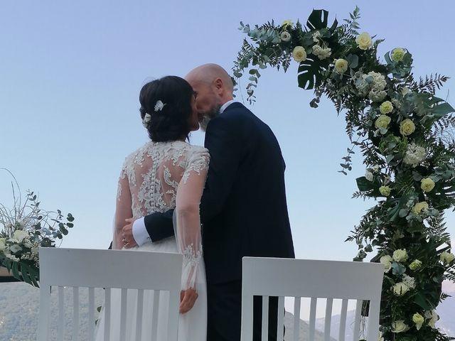 Il matrimonio di Massimo  e Letizia  a Lierna, Como 2