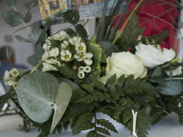 Il matrimonio di Massimo  e Letizia  a Lierna, Como 8