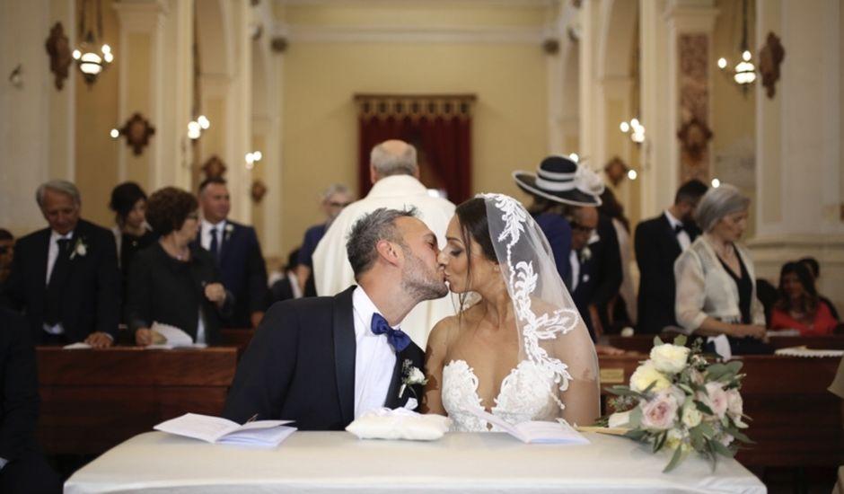 Il matrimonio di Fabio e Celeste  a Neviano, Lecce