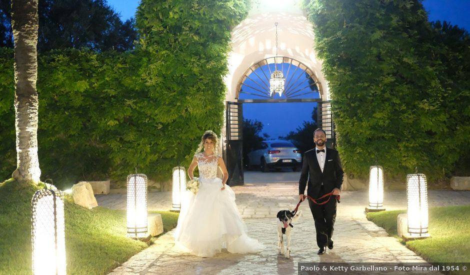 Il matrimonio di Beppe e Sonia a Palo del Colle, Bari