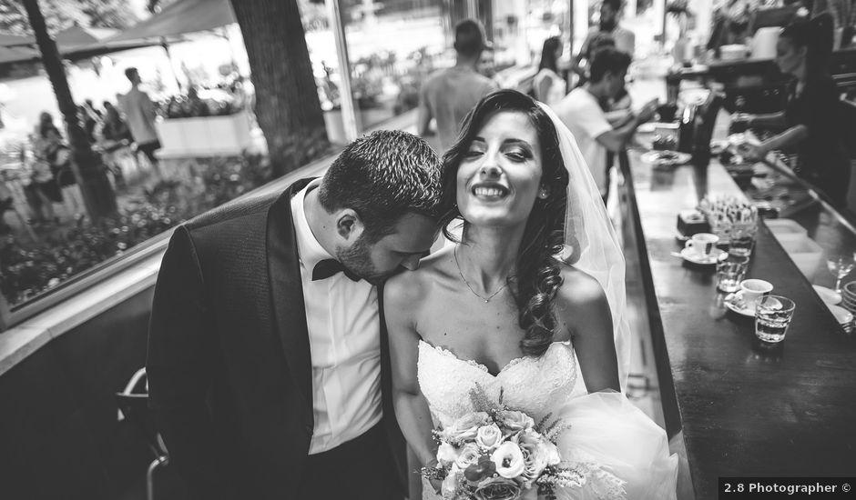 Il matrimonio di Christian e Laura a Chieti, Chieti
