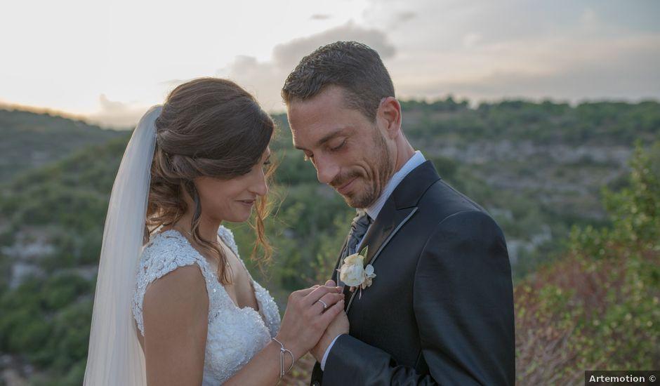 Il matrimonio di Alessio e Valentina a Ragusa, Ragusa