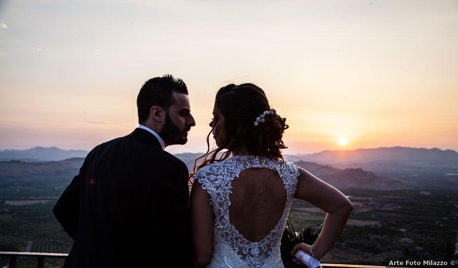 Il matrimonio di Piero e Maria a Adrano, Catania