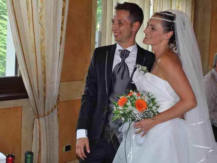 Le nozze di Elena  e Mino