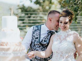 Le nozze di Mimosa e Michele