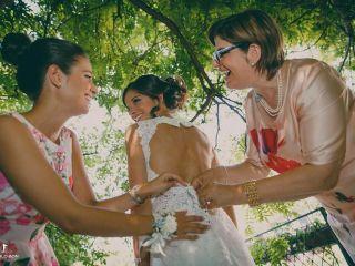 le nozze di Mattia e Maria Luz 1