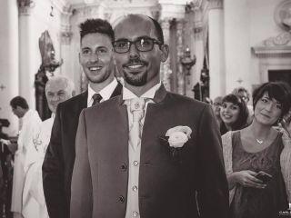 le nozze di Mattia e Maria Luz 3