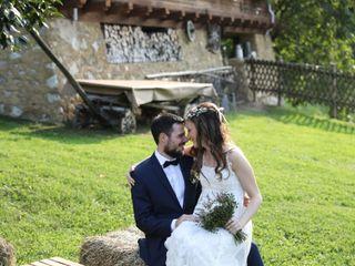 Le nozze di Giulia e Fabio