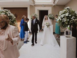 Le nozze di Milena e Mario 1