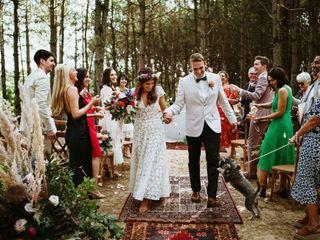 Le nozze di Abbey e Connor