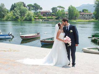 Le nozze di Carolina e Paolo