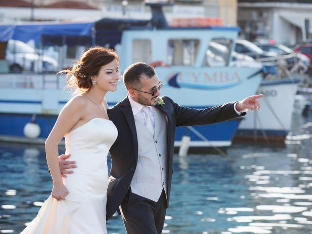 Il matrimonio di Alessandro e Mariaelena a Bacoli, Napoli 41