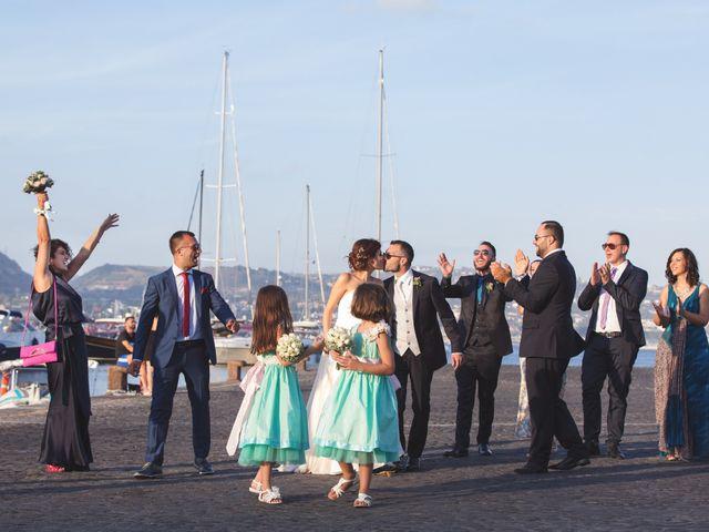 Il matrimonio di Alessandro e Mariaelena a Bacoli, Napoli 44