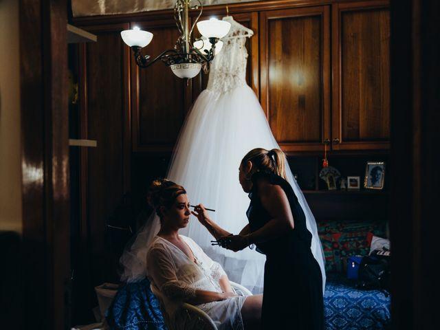 Il matrimonio di Michele e Mimosa a Desulo, Nuoro 2