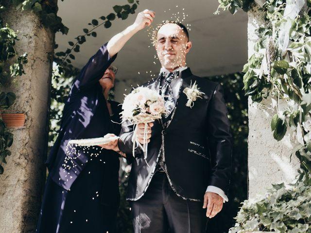 Il matrimonio di Michele e Mimosa a Desulo, Nuoro 7