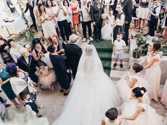 Il matrimonio di Michele e Mimosa a Desulo, Nuoro 9